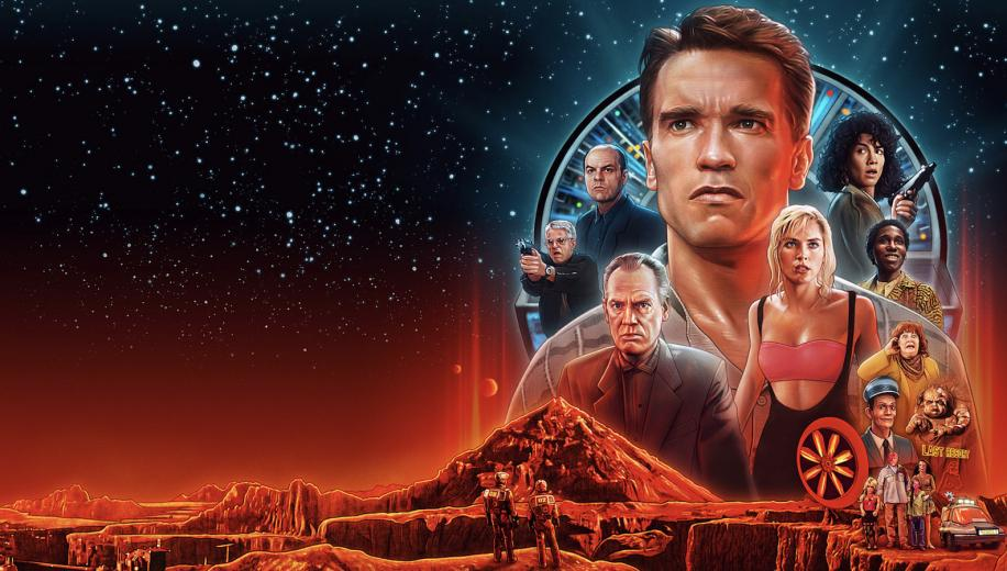Total Recall 4K Blu-ray Review