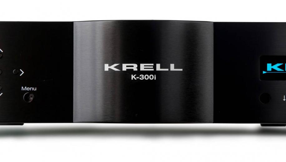 Krell K-300i Integrated Amp Review