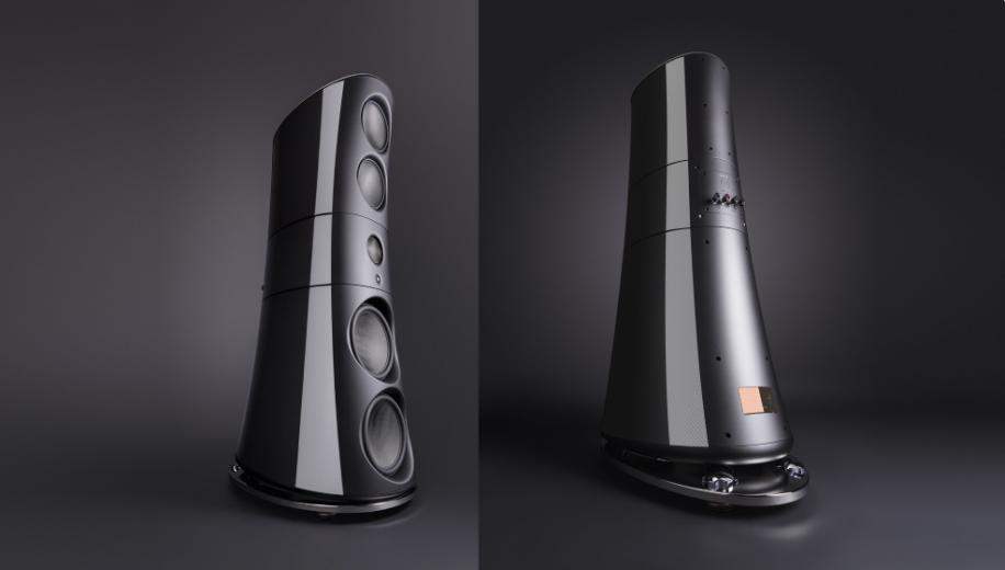 Magico M9 flagship speaker announced