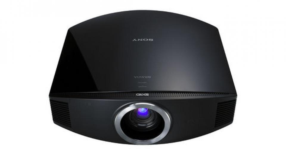 Sony Bravia VPL-VW85 SXRD Projector Review