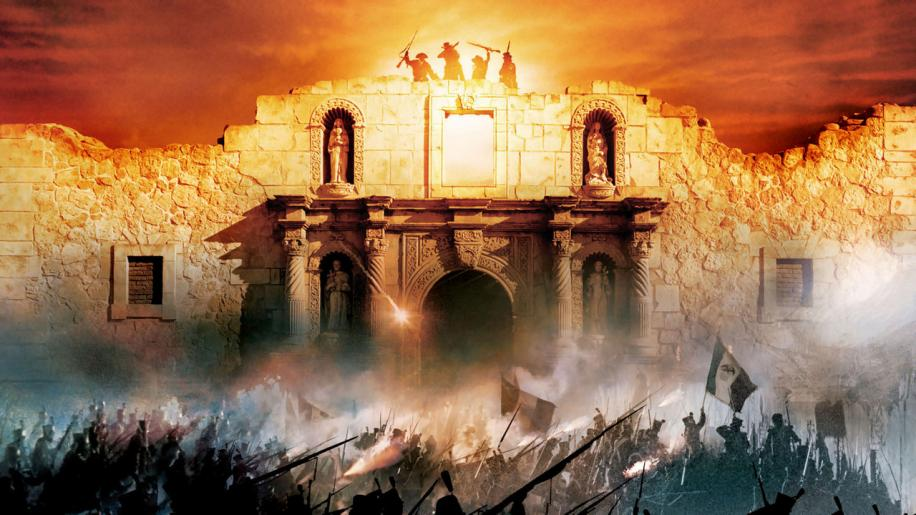 The Alamo DVD Review