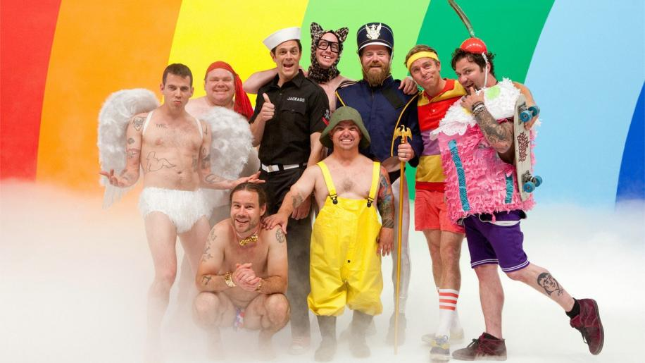 Jackass: The Boxset DVD Review