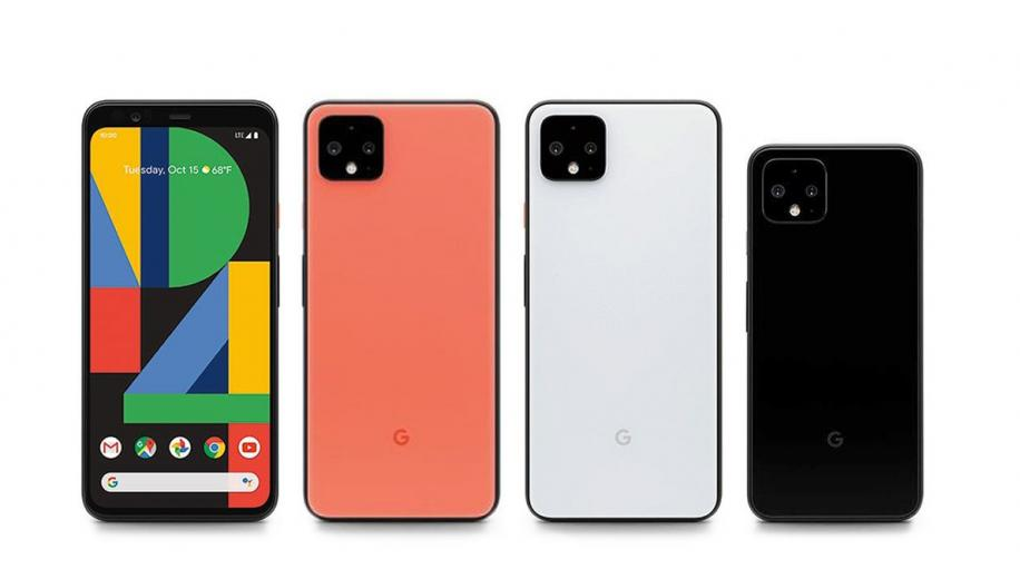 Pixel 4 and 4 XL smartphones launched at Google event