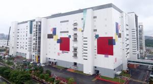LG Display to start OLED panel mass production at China plant