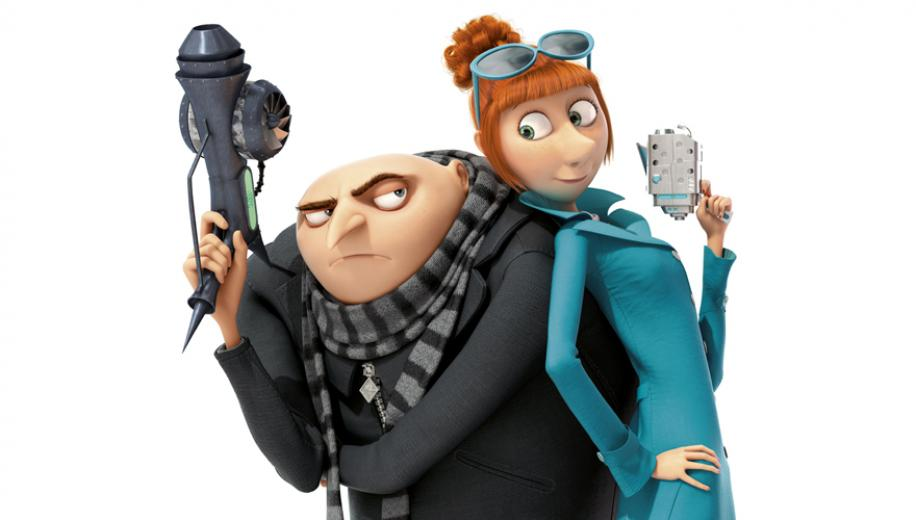 Despicable Me 2 Ultra HD Blu-ray Review