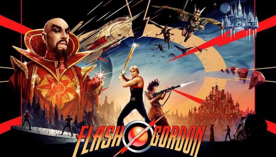 Flash Gordon 4K Blu-ray Review