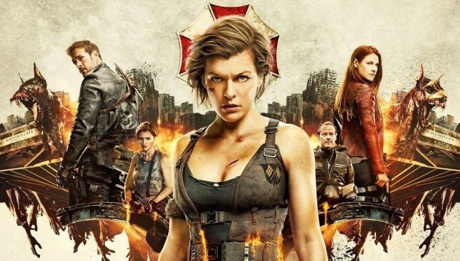 Resident Evil: The Final Chapter Ultra HD Blu-ray Review
