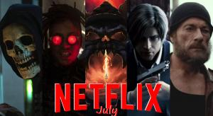 What's new on Netflix UK for July 2021