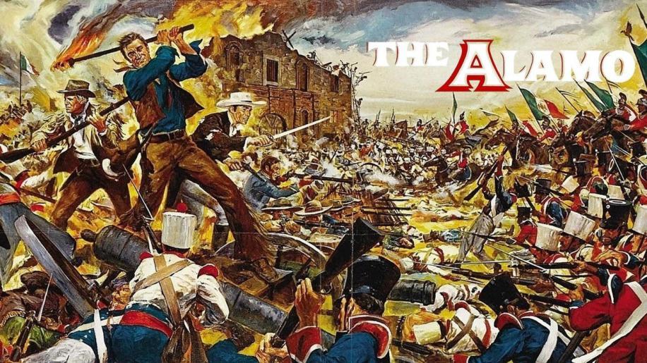 The Alamo DVD Review