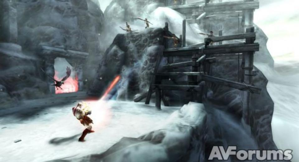 God of War: Ghost of Sparta PSP Review