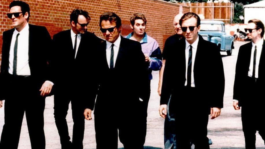 Reservoir Dogs Movie Review