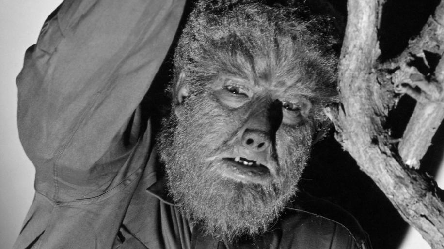 Frankenstein Meets The Wolf Man - Wolf Man Legacy Collection DVD Review