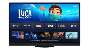 Panasonic TVs welcome Disney+