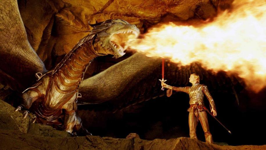 Eragon Movie Review