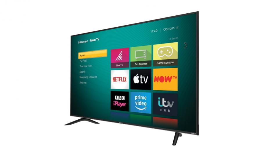 Hisense Roku TV gets Black Friday launch in UK