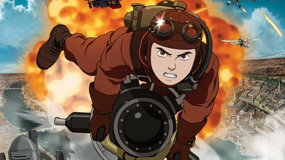 Steamboy DVD Review