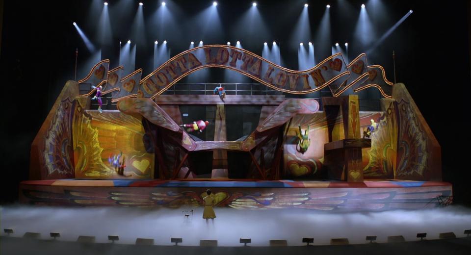 Cirque du Soleil: Worlds Away Movie Review