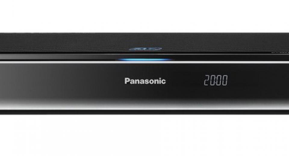 Panasonic DMR-BWT800 3D Blu-ray Recorder PVR Review