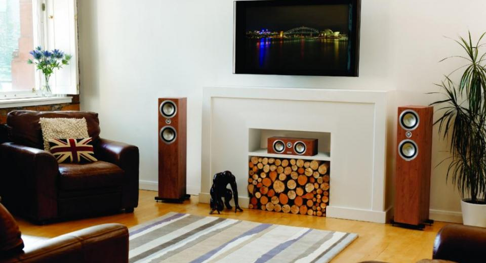 Tannoy Mercury 5.0 Speaker Package Review