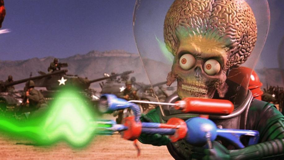 Mars Attacks! Movie Review