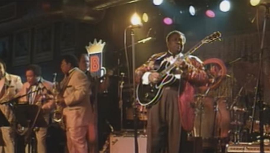 B.B. King: The Blues Summit Movie Review