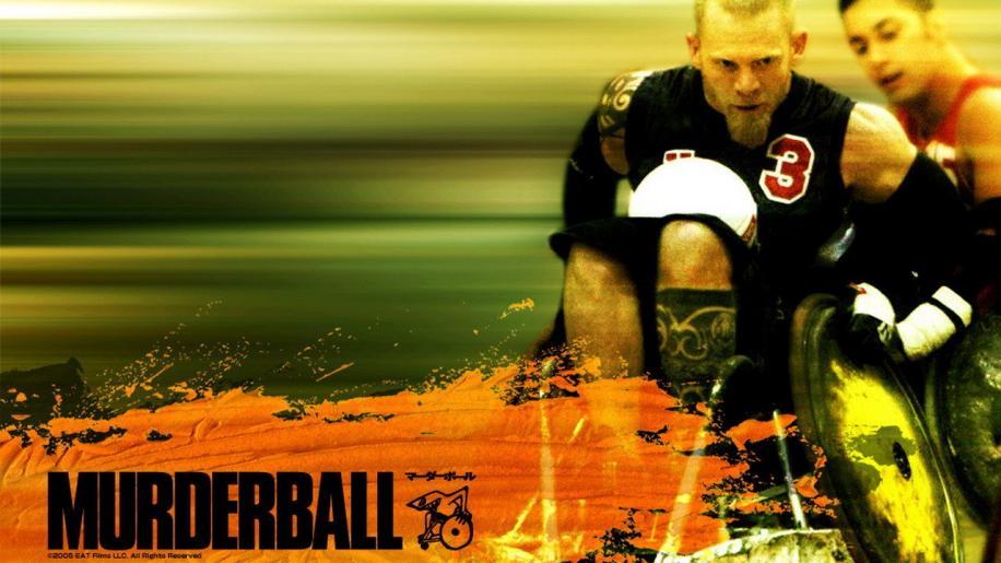 Murderball DVD Review