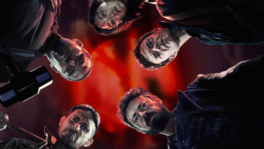 The Boys Season 1 Blu-ray Review