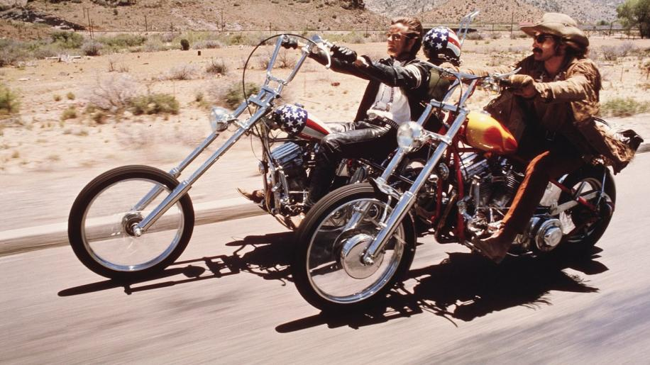 Easy Rider Movie Review