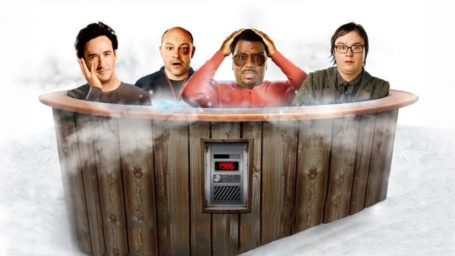 Hot Tub Time Machine Movie Review