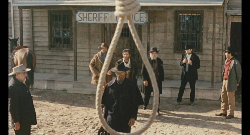 Django, Prepare a Coffin Movie Review