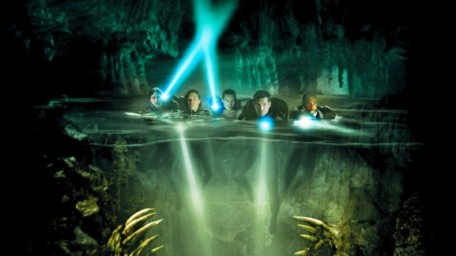 The Cave DVD Review