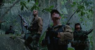 Predator - Rumble in the Jungle, Arnie Style