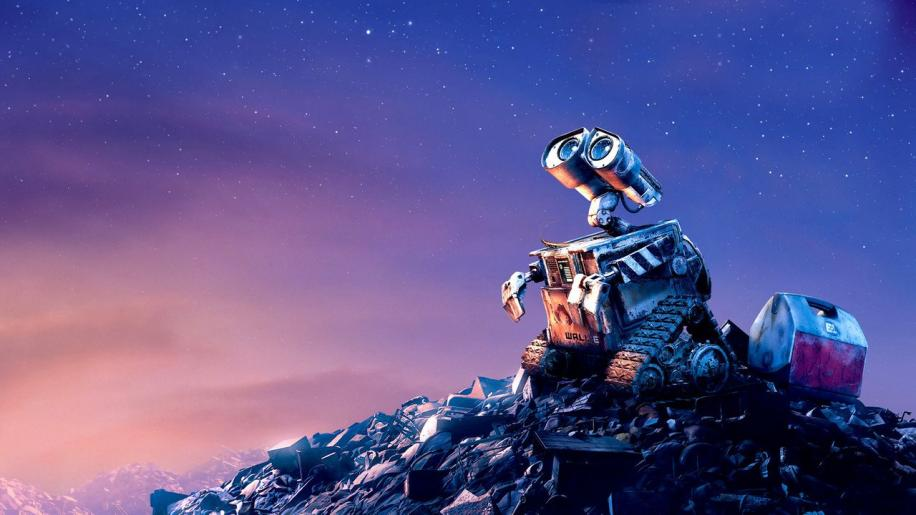 WALL·E Movie Review