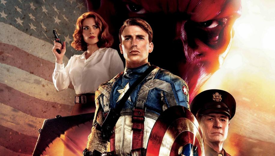 Captain America: The First Avenger 4K Blu-ray Review