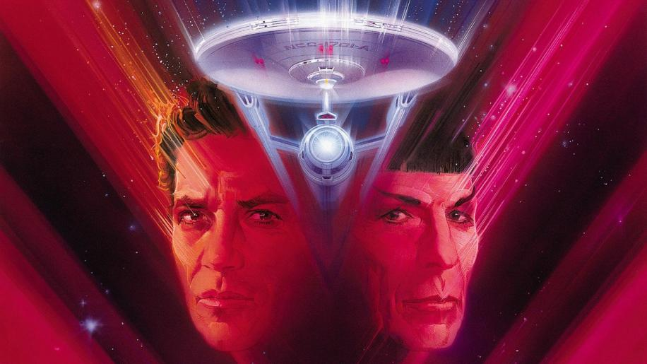 Star Trek V: The Final Frontier - Special Collector's Edition DVD Review