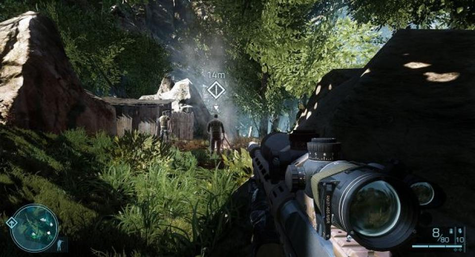 Sniper: Ghost Warrior 2 PS3 Review