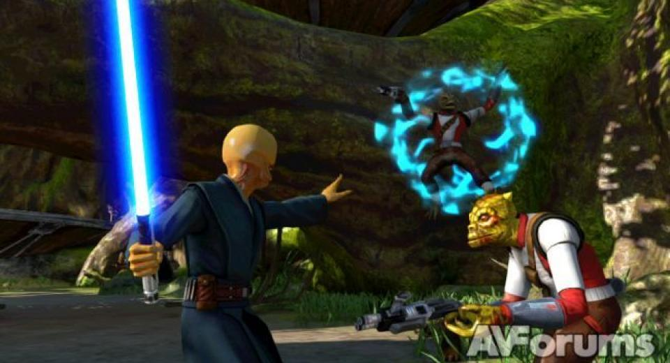 Kinect Star Wars Xbox 360 Review