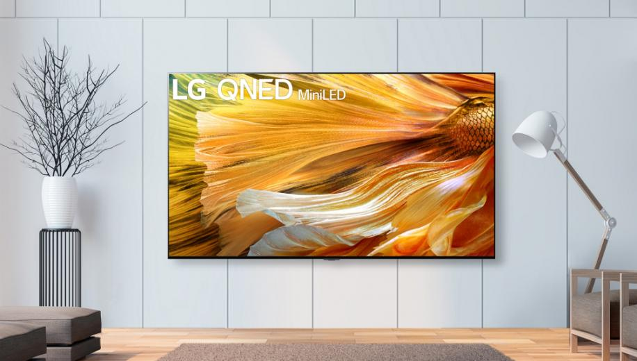 LG launches QNED Mini LED TVs globally