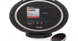 Pure Sensia 200D Portable Music Streaming and Radio System
