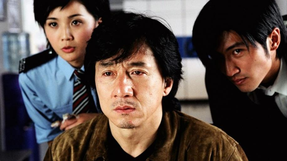 New Police Story DVD Review