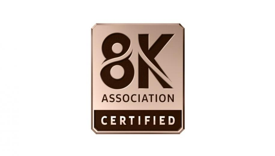 8K TVs get second certification programme