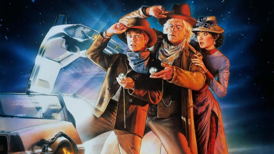 Back to the Future Part III Movie Review