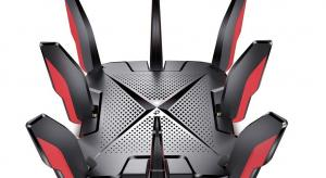 TP-Link Archer GX90 Tri-Band Wi-Fi 6 Gaming Router Review