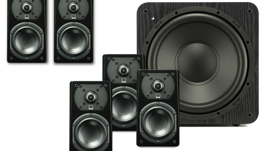 SVS Prime 5.1 Speaker System Review