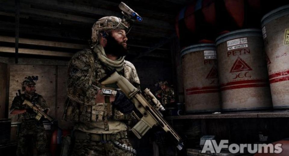 Medal of Honor: Warfighter Xbox 360 Review