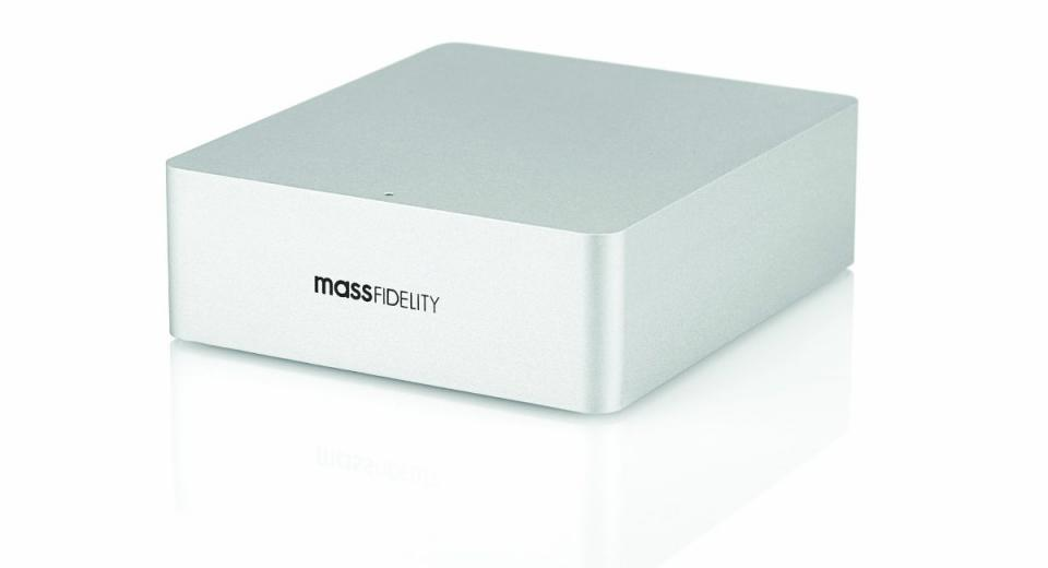 Mass Fidelity Relay Bluetooth DAC Review