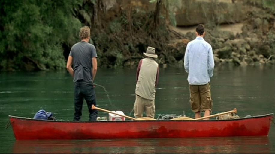 Without A Paddle (R2) DVD Review