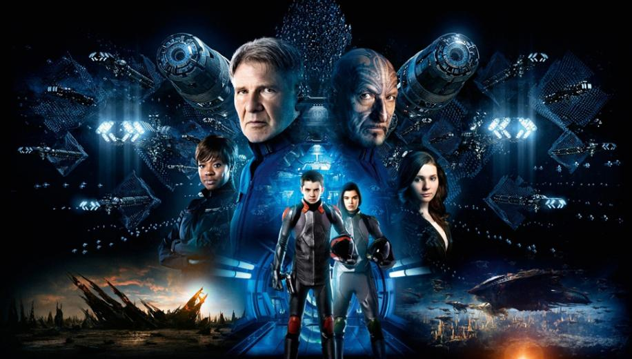Ender's Game Ultra HD Blu-ray Review