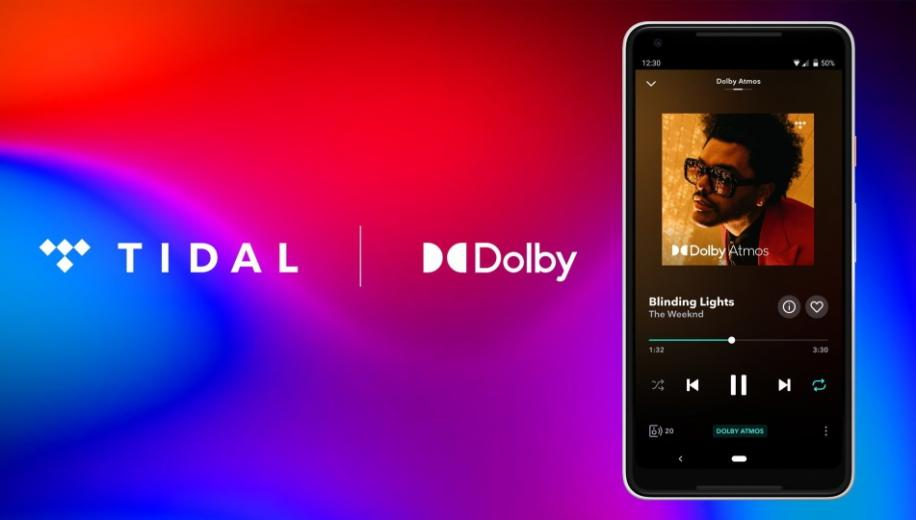 Dolby Atmos Music comes to Tidal streaming service