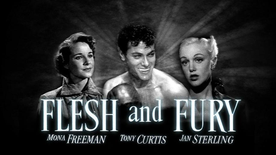 Flesh and Fury DVD Review